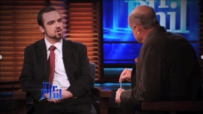 dr phil and maury Peteski productions claims former employee lifted video footage from dr phil production with the intention of smearing and extorting them.