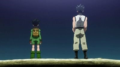 Hunter X Hunter (Remake) - 03x12 Until Now × And × From Now Screenshot