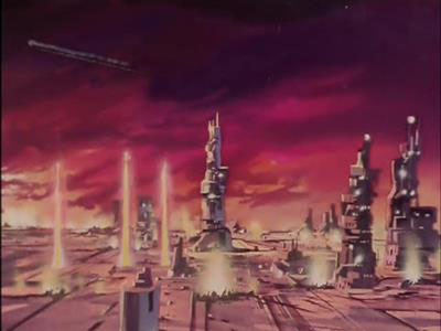 Galaxy Express 999 (JP) - 01x113 Illusion of Youth (Part Two) Screenshot