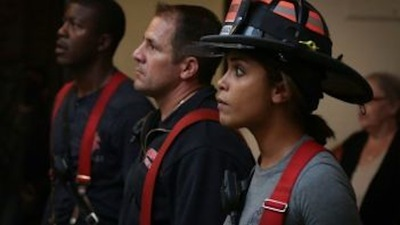 Chicago Fire - 03x05 The Nuclear Option
