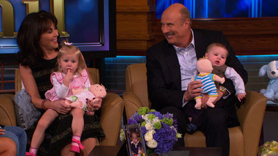 Dr  Phil 10x130 Meet Baby London and Dr  Phil's Most