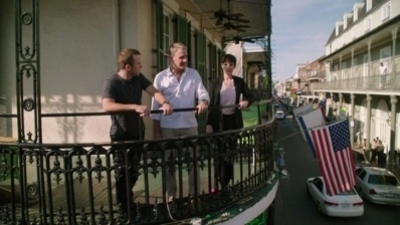 NCIS: New Orleans - 01x02 Carrier