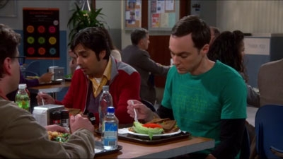 The Big Bang Theory - 08x05 The Focus Attenuation