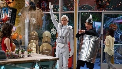 Austin & Ally - 03x20 Horror Stories and Halloween Scares