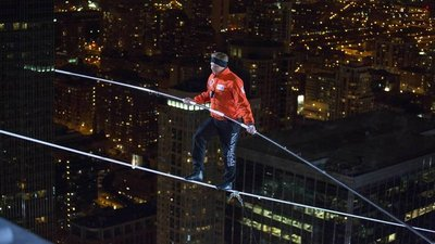 Skyscraper Live with Nik Wallenda - 01x01 Episode 1 Screenshot