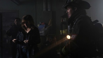 Chicago Fire - 03x07 Nobody Touches Anything