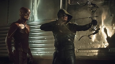 Arrow - 03x08 The Brave and The Bold