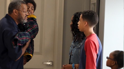 Black-ish - 01x05 Crime and Punishment