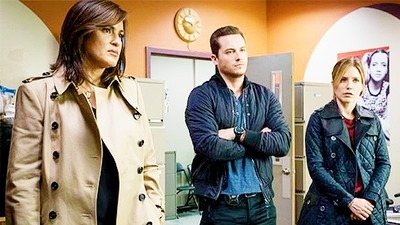Law & Order: Special Victims Unit - 16x07 Three-Part Crossover Part 2