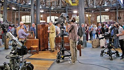 Antiques Roadshow (UK) - 37x05 Derby Roundhouse