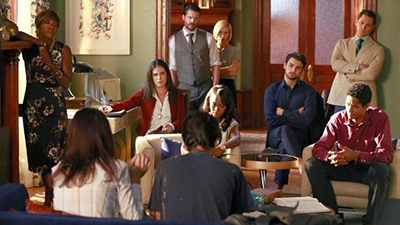 How To Get Away With Murder - 01x05 We're Not Friends