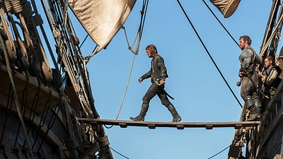 Black Sails - 02x01 IX