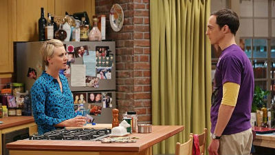 The Big Bang Theory - 08x08 The Prom Equivalency
