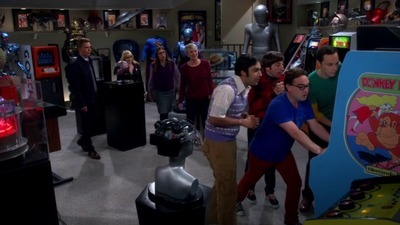 The Big Bang Theory - 08x07 The Misinterpretation Agitation