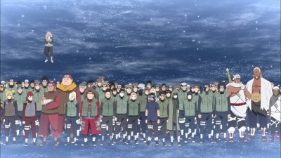 Naruto: Shippuden - 17x23 A Heart Filled Up With Friends