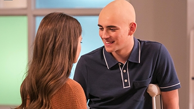 Red Band Society - 01x07 Know Thyself