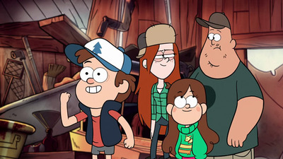 Gravity Falls Society Of The Blind Eye