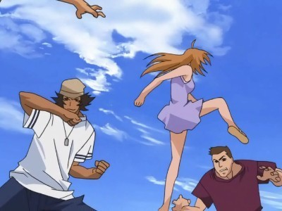ikki tousen great guardians 1x03 my chastity is in danger