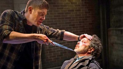 Supernatural - 10x10 The Hunter Games