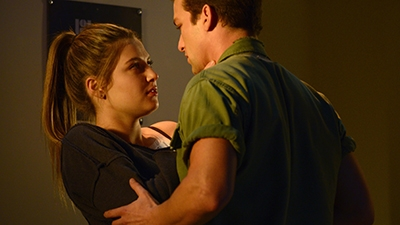 Red Band Society - 01x08 Get Outta My Dreams, Get Into My Car
