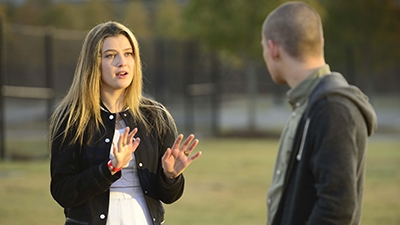 Red Band Society - 01x10 What I Did For Love