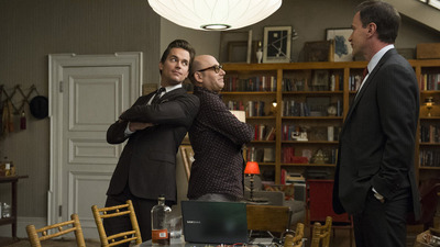 White Collar - 06x06 Au Revoir Screenshot