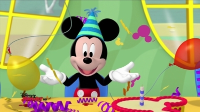 Mickey Mouse Clubhouse - 04x14 Mickey's Happy Mousekeday