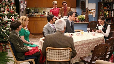 The Big Bang Theory - 08x11 The Clean Room Infiltration