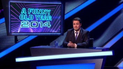 2012: A Funny Old Year (UK) - 01x03 2014: A Funny Old Year Screenshot