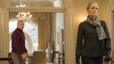 House of Cards - 03x13 Chapter 39 Screenshot