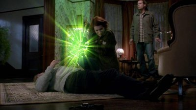 Supernatural - 10x11 There's No Place Like Home