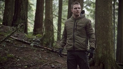 Arrow - 03x14 The Return