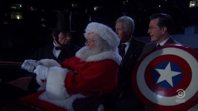 The Colbert Report - 11x40 Grimmy Screenshot