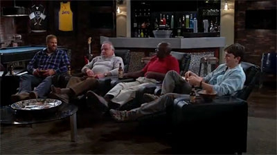 Two and a Half Men - 12x11 For Whom the Booty Calls