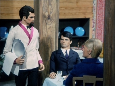 Captain Scarlet and the Mysterons (UK) - 01x32 The Inquisition Screenshot