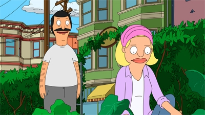 Bob's Burgers - 05x10 Late Afternoon in the Garden of Bob and Louise