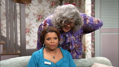 Love Thy Neighbor - 02x03 Madea's Pressure Is Up