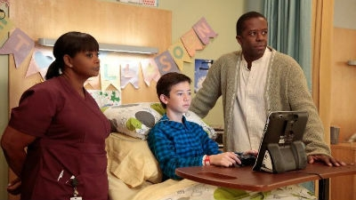 Red Band Society - 01x12 We'll Always Have Paris