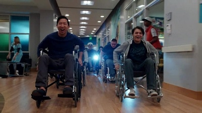 Red Band Society - 01x13 Waiting for Superman Screenshot
