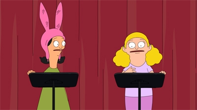 Bob's Burgers - 05x12 The Millie-churian Candidate