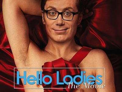 Hello Ladies - TV Movie: Hello Ladies: The Movie Screenshot