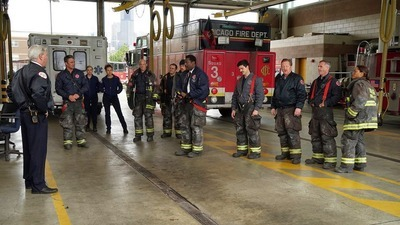 Chicago Fire - 03x23 Sparticus