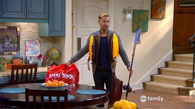 Melissa & Joey - 04x10 Parental Guidance