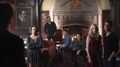 The Vampire Diaries - 06x22 I'm Thinking of You All the While