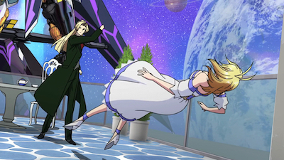 CROSS ANGE Rondo of Angel and Dragon - 01x25 To the End of Time Screenshot