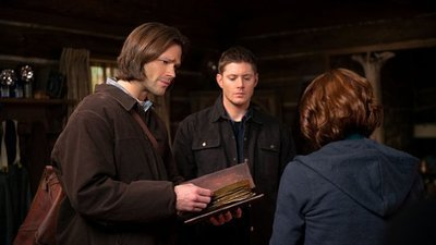 Supernatural - 10x18 Book Of The Damned