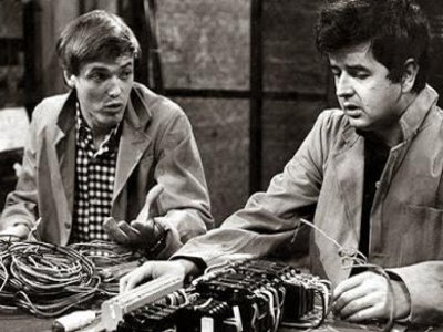 The Likely Lads (UK) - 01x01 Entente Cordiale