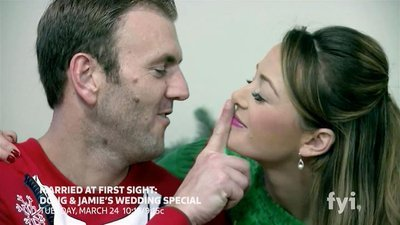 Married at First Sight: The First Year - 01x10 Doug & Jamie's Wedding Special Screenshot