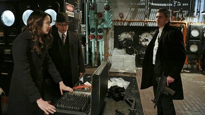 Person of Interest - 04x22 YHWH Screenshot