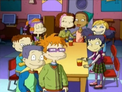 All Grown Up 01x The Rugrats Growed